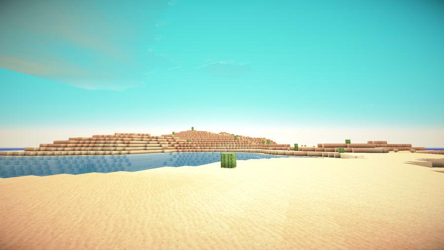 The Desert by Mr3ch0
