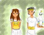 Sera and Hermes