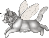 Cat bug free by SoundlessInsanity