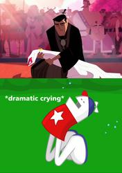 Homestar Crying Ashi by Aulthar