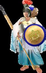 Tulsi, a Goddess of Slaying