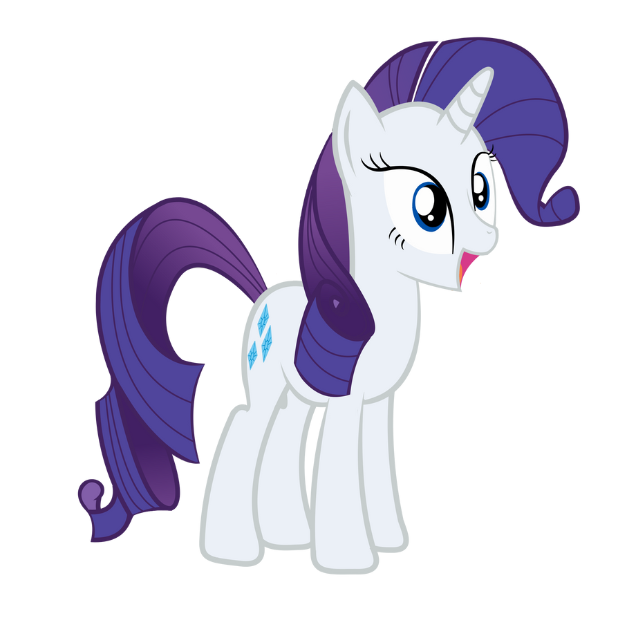 Rarity by Noah-x3
