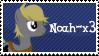 Noah-x3 Stamp by Noah-x3