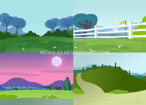 Equestria by Noah-x3