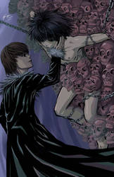 Death Note Terror poster by meomeoow