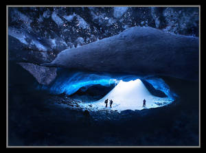 The Ice Cavern