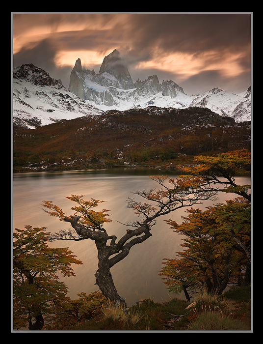 Autumn in Patagonia by michaelanderson