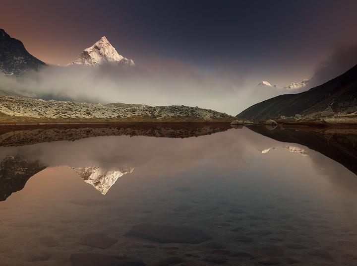 The Crystalline Silence by michaelanderson