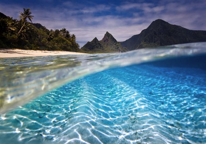 Islands in the Stream by michaelanderson
