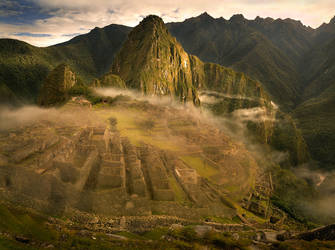 The Lost City by michaelanderson