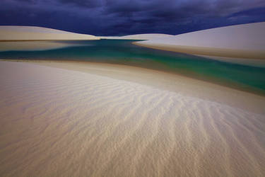The Soft Sands of Twilight