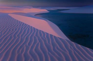 Pink Sands by michaelanderson