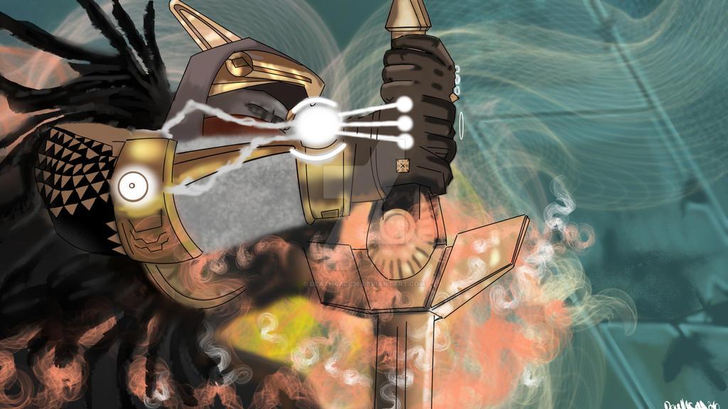 Osiris Destiny 2 by Deathcall26 on DeviantArt