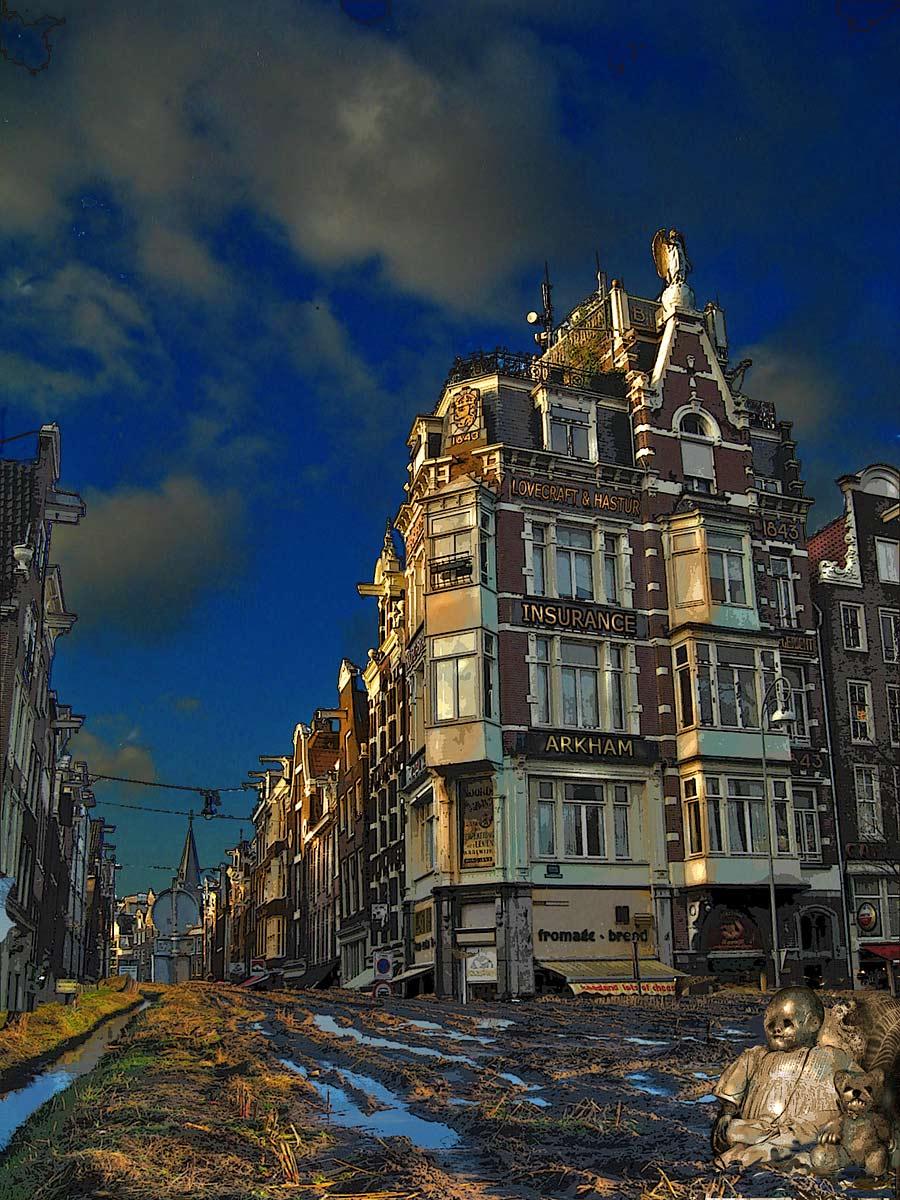 Lovecraft -Hastur-Insurances