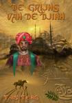 cover ebook version of DE GRIJNS VAN DE DJINN
