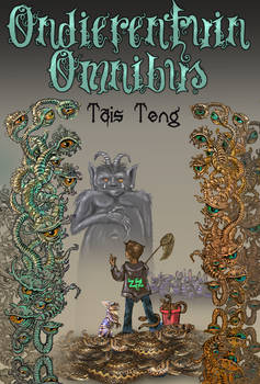 cover for Ondierentuin Omnibus (Monster zoo)