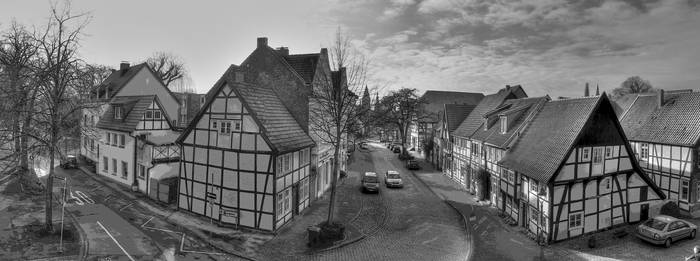 HDR Panorama Soest Germany