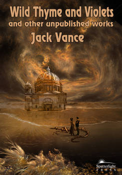 Jack Vance Wild Thyme and Violets