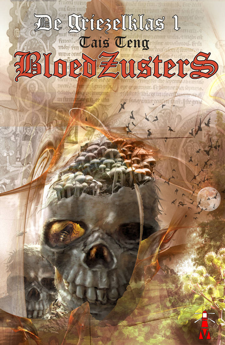 Cover for Bloedzusters ( Free E-book version) by taisteng