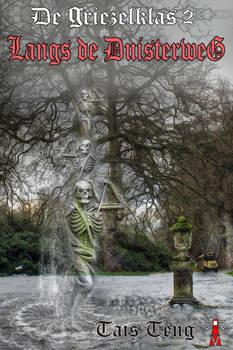 E-cover for Langs de Duisterweg, Griezelklas 2