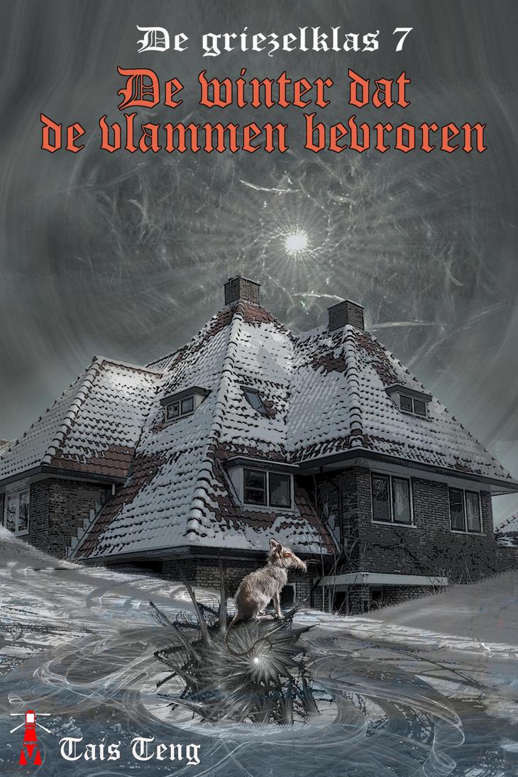 e-Cover for DE WINTER DAT DE VLAMMEN BEVROREN by taisteng