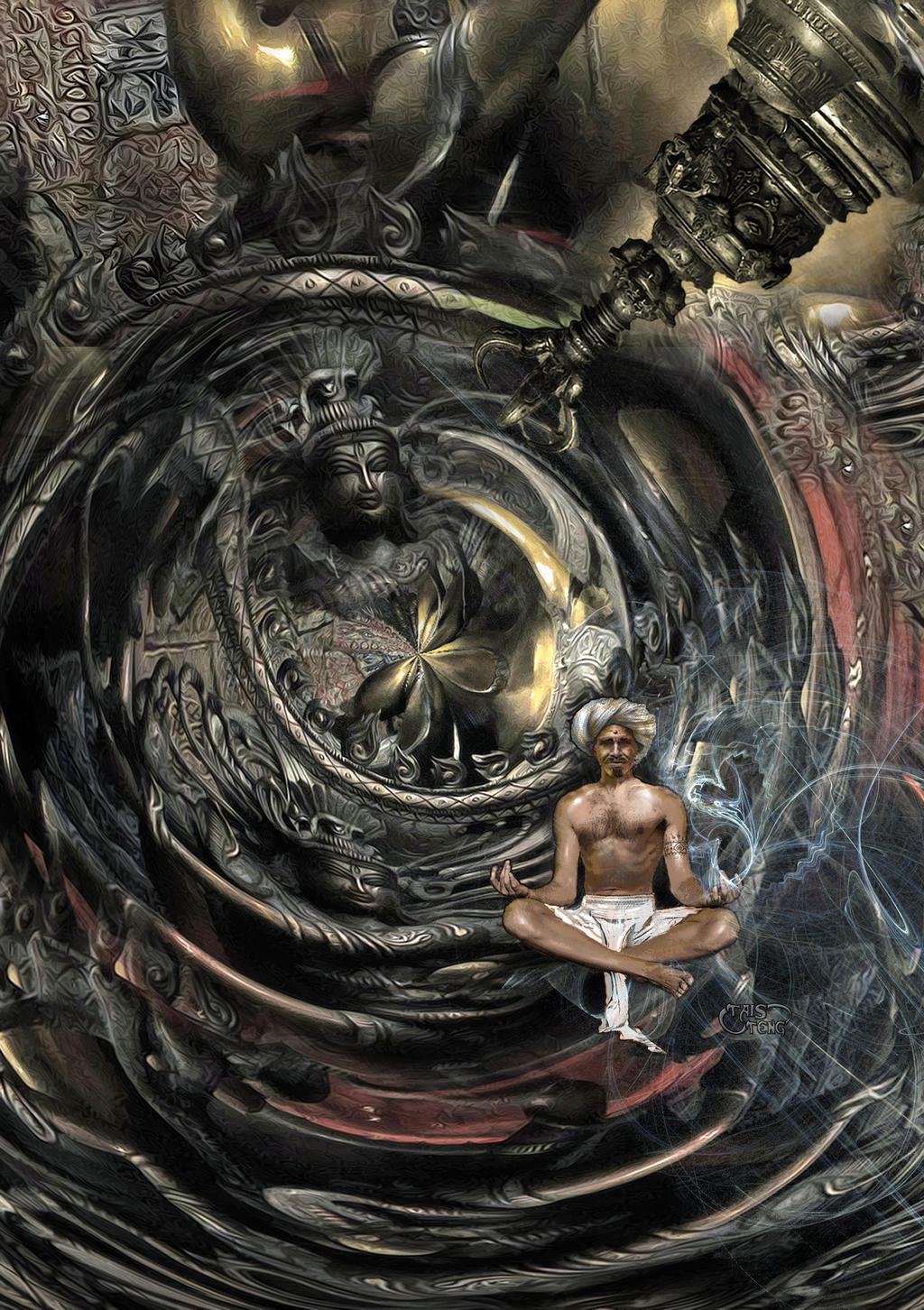 Hindu Steampunk