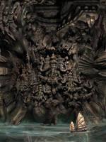Li Po visits the Emperor of the Dead