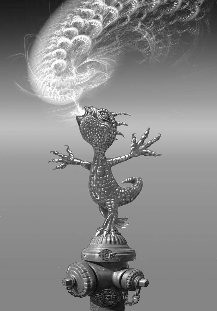 Dragon alert, code red by taisteng