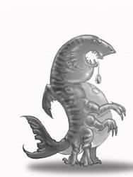 Land shark by taisteng