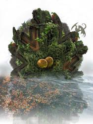 Dragon's eggs by Tais Teng