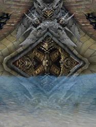 Heraldry of Fallen Angels #1: Behemoth by taisteng