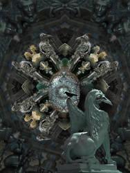 Heraldry of Fallen Angels #4: Malpas by taisteng