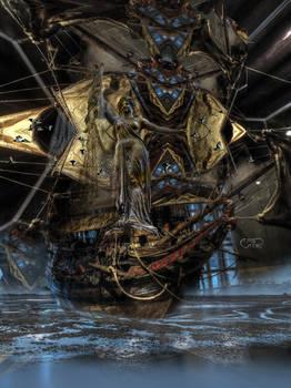 The sea-goddess Ran