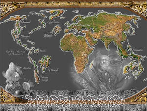Zoomable map Blavatsy's world