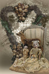 The Loevestein dolls by taisteng