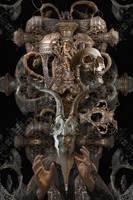 Still life with shaman-  version2 by taisteng