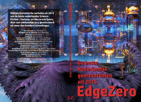 cover paperback Edge Zero by taisteng