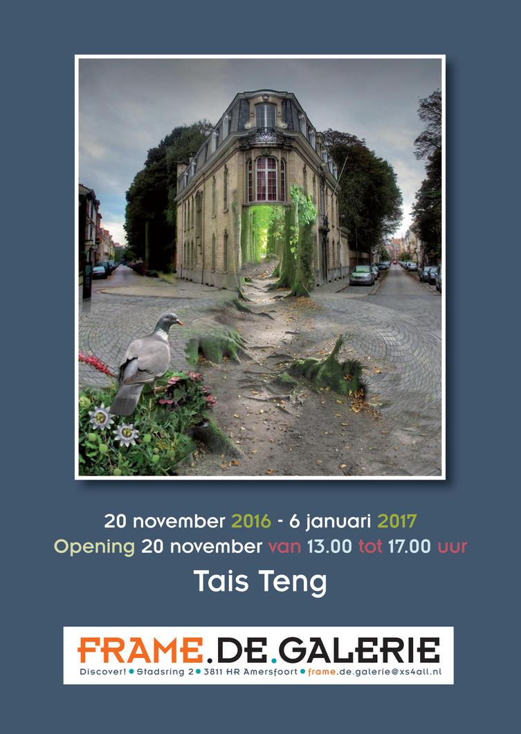 Tentoonstelling Tais Teng Amersfoort by taisteng