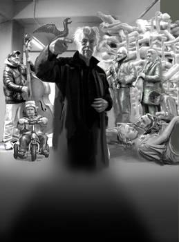 De beeldhouwer met de trillende handen