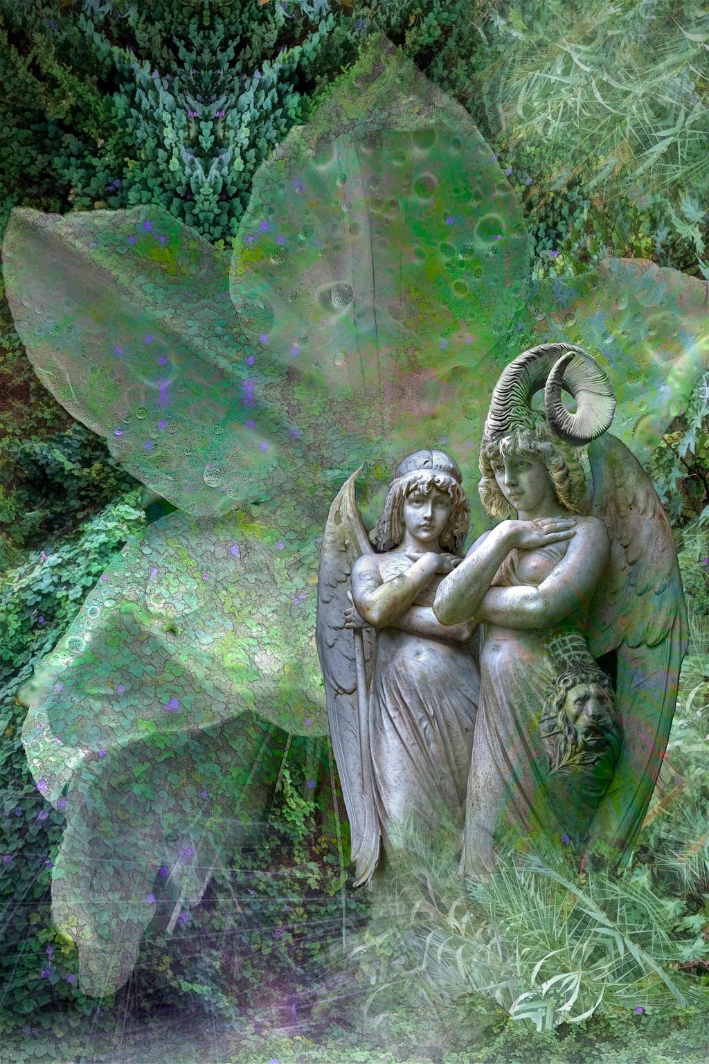 Dating fallen  angels-cover for J. Boekestein by taisteng