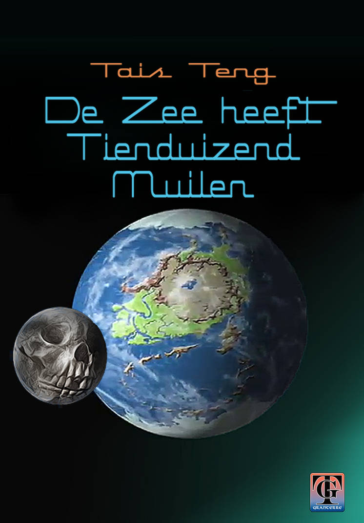 e-book cover for DE ZEE HEEFT TIENDUIZEND MUILEN by taisteng