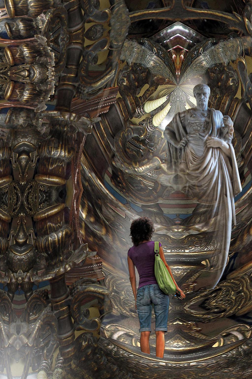 Inner Sanctum by taisteng