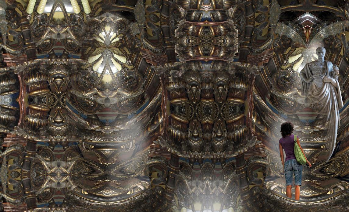 Inner sanctum wrap-around by taisteng
