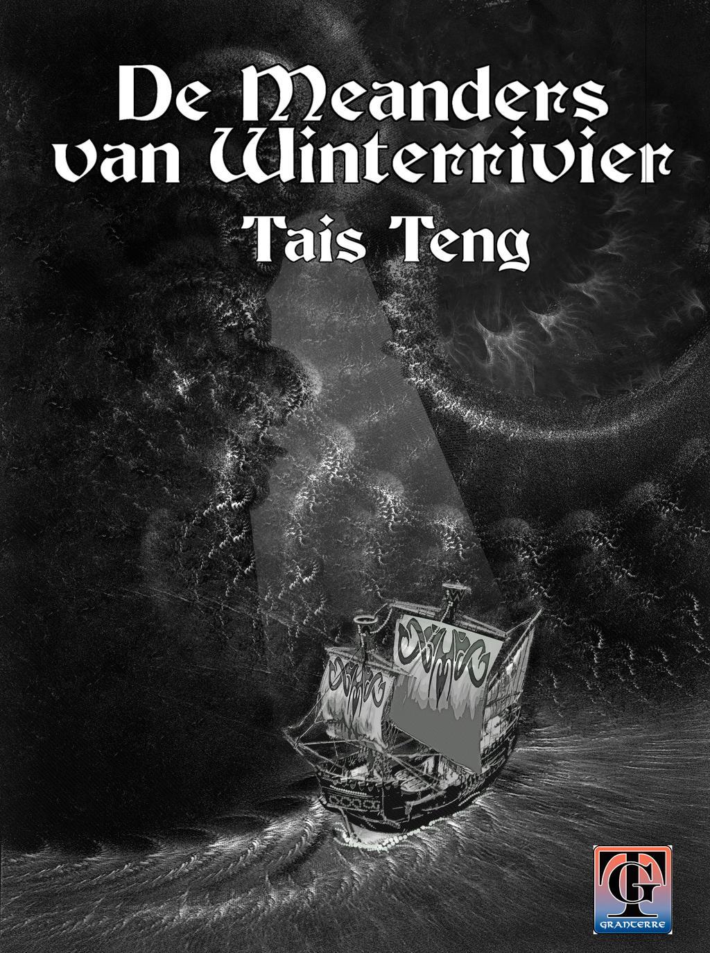 Cover for DE MEANDERS VAN WINTERRIVIER by taisteng