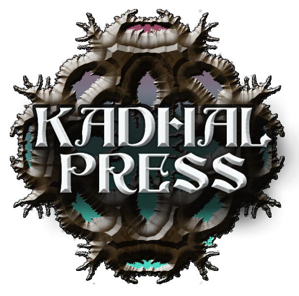 Logo for Kadhal Press by taisteng