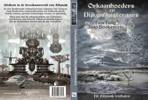 Cover for ORKAANHOEDERS EN DIJKENFLUISTERAARS by taisteng
