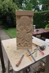 Pedestal with squid-2