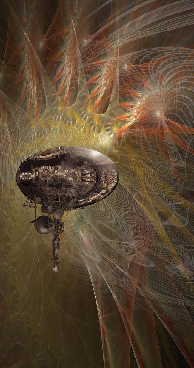 Skirting The Black-hole by Tais Teng by taisteng
