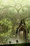 Saint Maracuya of the Nine Pine-cones by taisteng