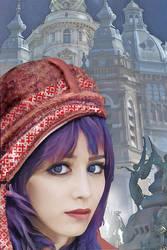 Tartar girl by taisteng